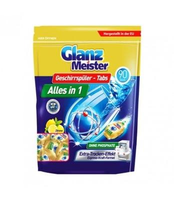 таблетки ??? Посудомоечные машины GlanzMeister Alles in 1 90 ??