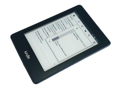 Ładny czytnik Amazon Kindle Paperwhite EY21 Podśw.