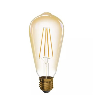 Żarówka E27 Vintage Edison dekoracyjna ciepła