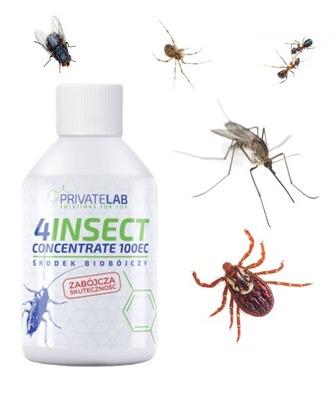 repelent proti komárom A kliešťom SÚSTREDIŤ 100 ml=5L