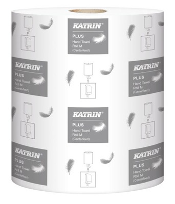 KATRIN 2658 RĘCZNIK PAPIEROWY PREMIUM PLUS 6 ROLEK