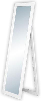 БОЛЬШИЕ зеркало плечо стоящие 170x50 белое микс  *