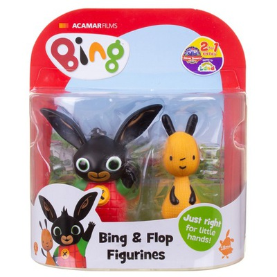 Bing Bunny a Flop 2 údaje z kreslených filmov twin pack set