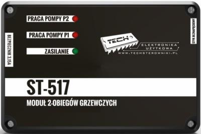TECH ST-517 MODUL DVOCH VYKUROVACÍCH OKRUHOV