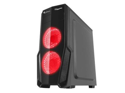 Komputer gamingowy do gier 16GB RTX 3060 SSD LED