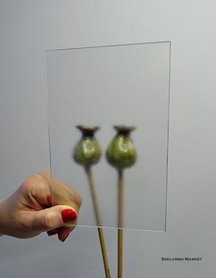Szkło 2 mm antyrefleksyjne obrazki,do ramek 10x15