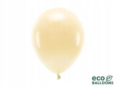 Balony Jasno Brzoskwiniowe Eco 26cm 100szt Party