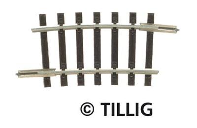 Трасса лук R04, Tillig 83115