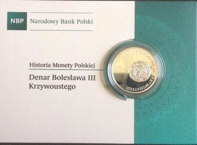 .10  HMP denar Bolesława Болеслав III