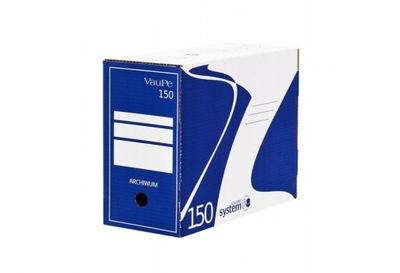 Pudło archiwizacyjne pudełko karton 150mm A4