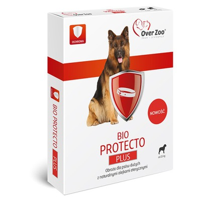 Over Zoo Bio Protecto Plus Duże Psy 75 cm