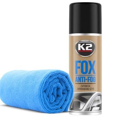 K2 FOX 150ml Antypara przeciw parowaniu szyb