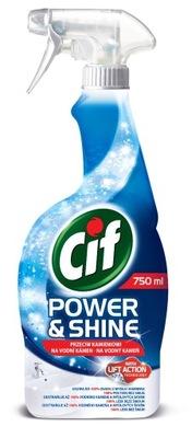 Cif Power & Shine Spray przeciw kamieniowi 750