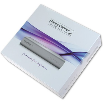 Fibaro HC-2 Home Center 2 FGHC2 Z-Wave Nowa FV GW.