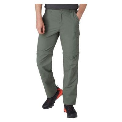 Spodnie męskie 2w1 trekkingowe McKinley Samson 52