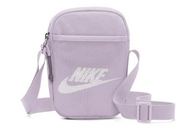 SASZETKA Nike NA RAMIĘ TOREBKA BA5871-576 RÓŻOWE