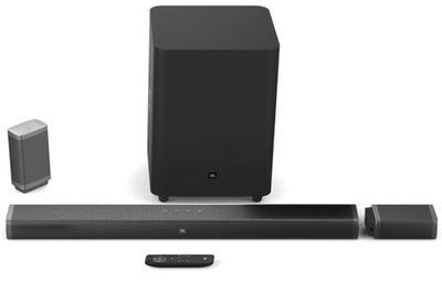 Soundbar JBL Bar 5.1 HDMI Bluetooth 4K 510W
