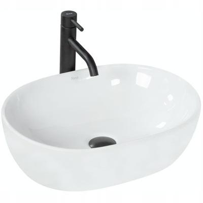 Umywalka Ceramiczna Nablatowa AMELIA - REA