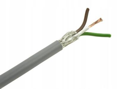 PRZEWÓD kabel LiYCY 3x0,14mm2 300V [1mb]