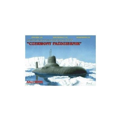Angraf Model 1 /2002 Корабль красный Октябрь