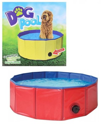 Бассейн для собаки кошки животных instagram манеж 80x30 C