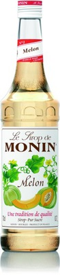 Syrop melonowy Monin Melon + gratis* !