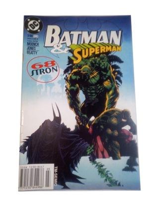 BATMAN 3/98 - stan kolekcjonerski