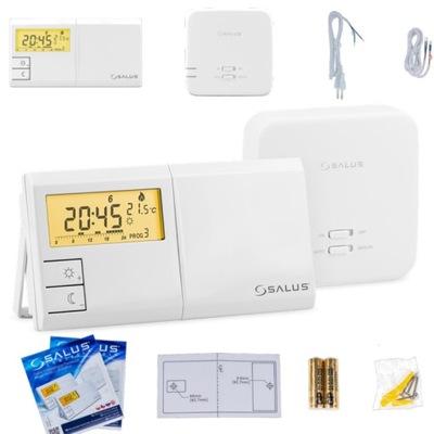 Regulator bezprzewodowy termostat Salus 091FLRFv2