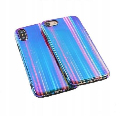 ETUI AURORA IPHONE 6 6s 7 8 X Xs Hologram Blu-Ray