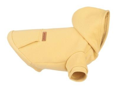 Amiplay Bluza z kapturem Pies Texas żółta 35cm S