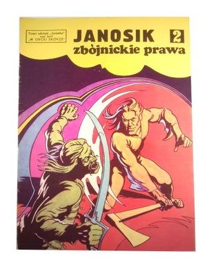 JANOSIK 2 ZBÓJNICKIE PRAWA 1974 r.