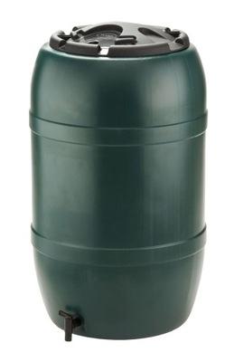 Dážď, vodná nádrž + ťuknite na položku, voda Barel 120 l