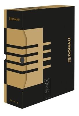 Pudło archiwizacyjne karton A4/100mm brązowe