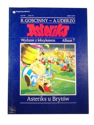 ASTERIKS u BRYTÓW 98 r. wyd. z leksykonem