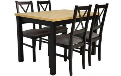 МОДНЫЙ комплект стол ?????????? 80x120 + 4 стулья Х