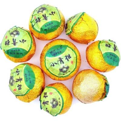 XIAO QING GAN Herbata Czerwona - Pu Erh 100g