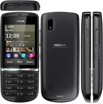 Nokia Asha 300 oryginalna w bdb stanie