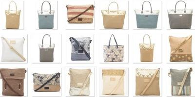 ??? микс НОВЫХ фирменных сумок Испания MALUCA