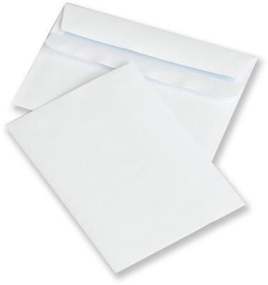Koperta standardowa C6 samoklejąca 1000szt biały