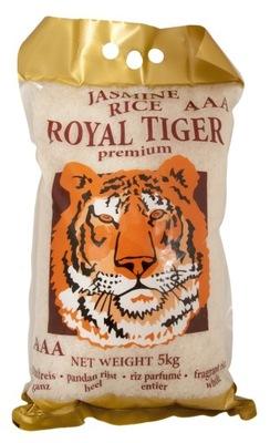 Рис jaśminowy пандан Royal Tiger 5 кг премиум