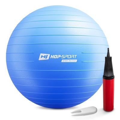 Piłka gimnastyczna fitness do ćwiczeń pilates 45cm