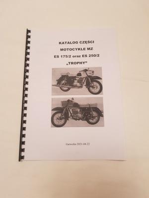 Katalog MZ TROPHY ES 175/2 i 250/2 - Tropik