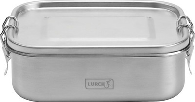 Pojemnik Lurch Snap na żywność1,2L metalowy