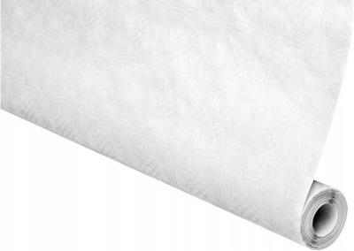 Скатерть бумажную Белый ролик 1 ,2 x 10m
