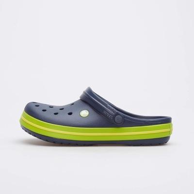 Crocs Crocband Clog NAVY/VOLT GREEN/LEMON EU43/44
