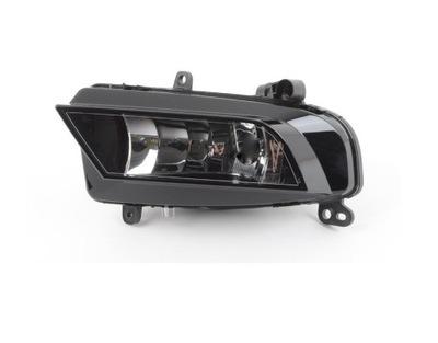 HALOGEN LAMPA PRZECIWMGIELNA AUDI A4 S4 B8 LEWY
