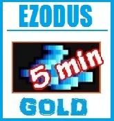 TIBIA EZODUS.NET 1KK (100cc) + Bonusy