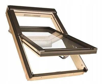 супер Energooszędne окно FAKRO FTP-V U5 78x118