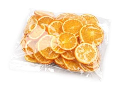 Suszone Plastry Pomarańczy - Pachnący Susz -- 250g