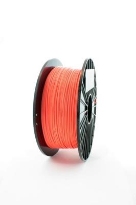 F3D Filament PLA pomarańczowy neon 0,2kg 1,75mm